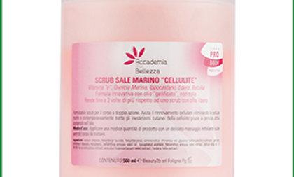 CELLULITE SEA SALT SCRUB 500ml