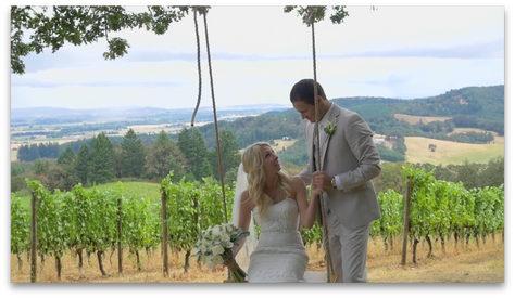What's it like having your wedding at Youngberg Hill.