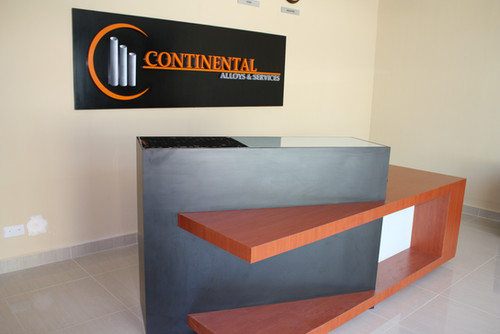 Project Continental Alloys