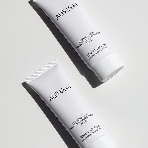 Alpha H Essential Skin Perfecting Moisturiser SPF15+