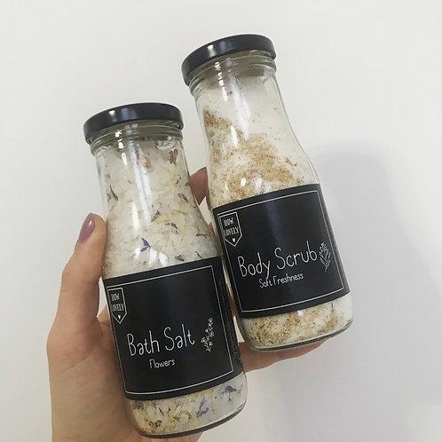 How Lovely Bath Salt