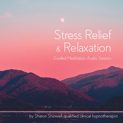Guided Meditation for Stress Relief Download