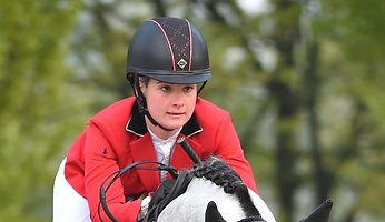 Pukás Anna Zsófia hose rider