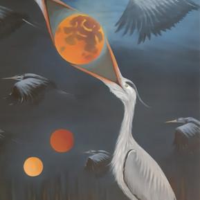 im Auge des Mondes