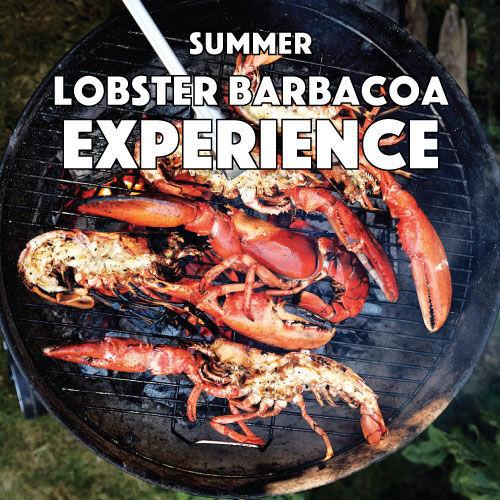 Summer Lobster Barbacoa