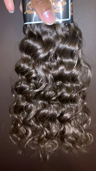 Natural Smooth Curly