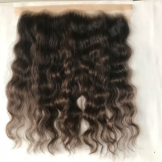 Natural Curly Frontal