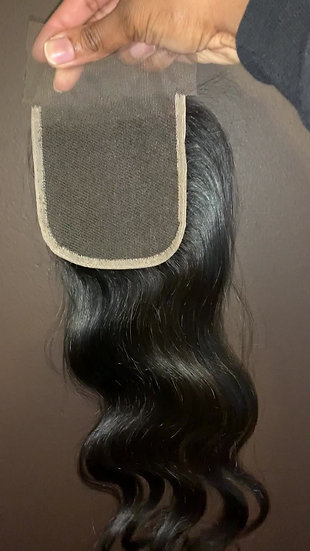 Body Wave Lace Front Closure