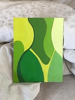 Green Mini Nude