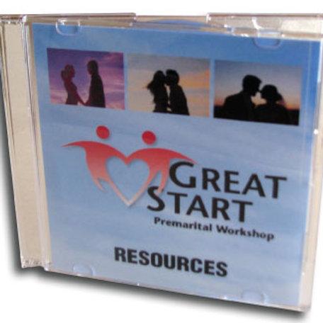 Great Start Leader's Packet (Christian Version)