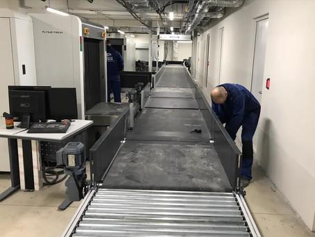 Модернизация системы обработки багажа в аэропорту «Челябинск»