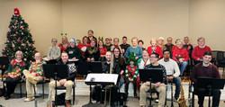 Choir at WellSpring