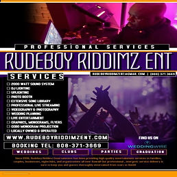 Rudeboy Riddimz Entertainment 2019 Insta