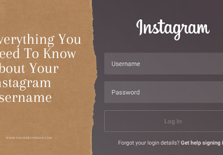 Everything You Need To Know About Your Instagram Username