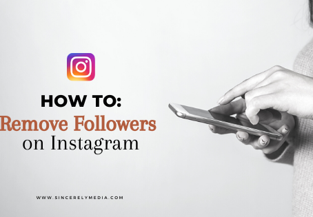 HOW TO: Remove Followers on Instagram