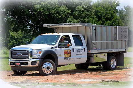 F-550 can haul 6 yards of fill dirt or any soil or rock.