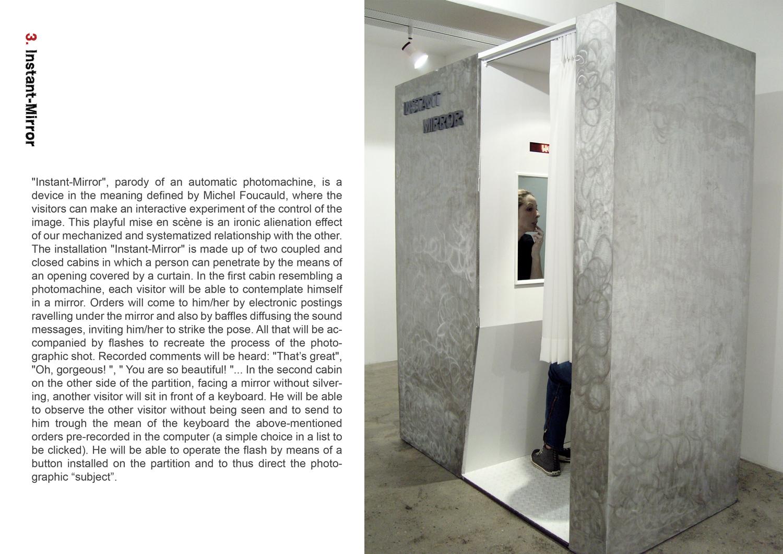Instant Mirror