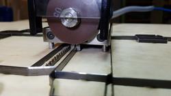 Пневматическая шлифовальная машинка