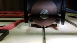 Шлифовальная машинка для засечек
