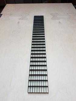 Изготовление Штанцформ из ножа 40мм