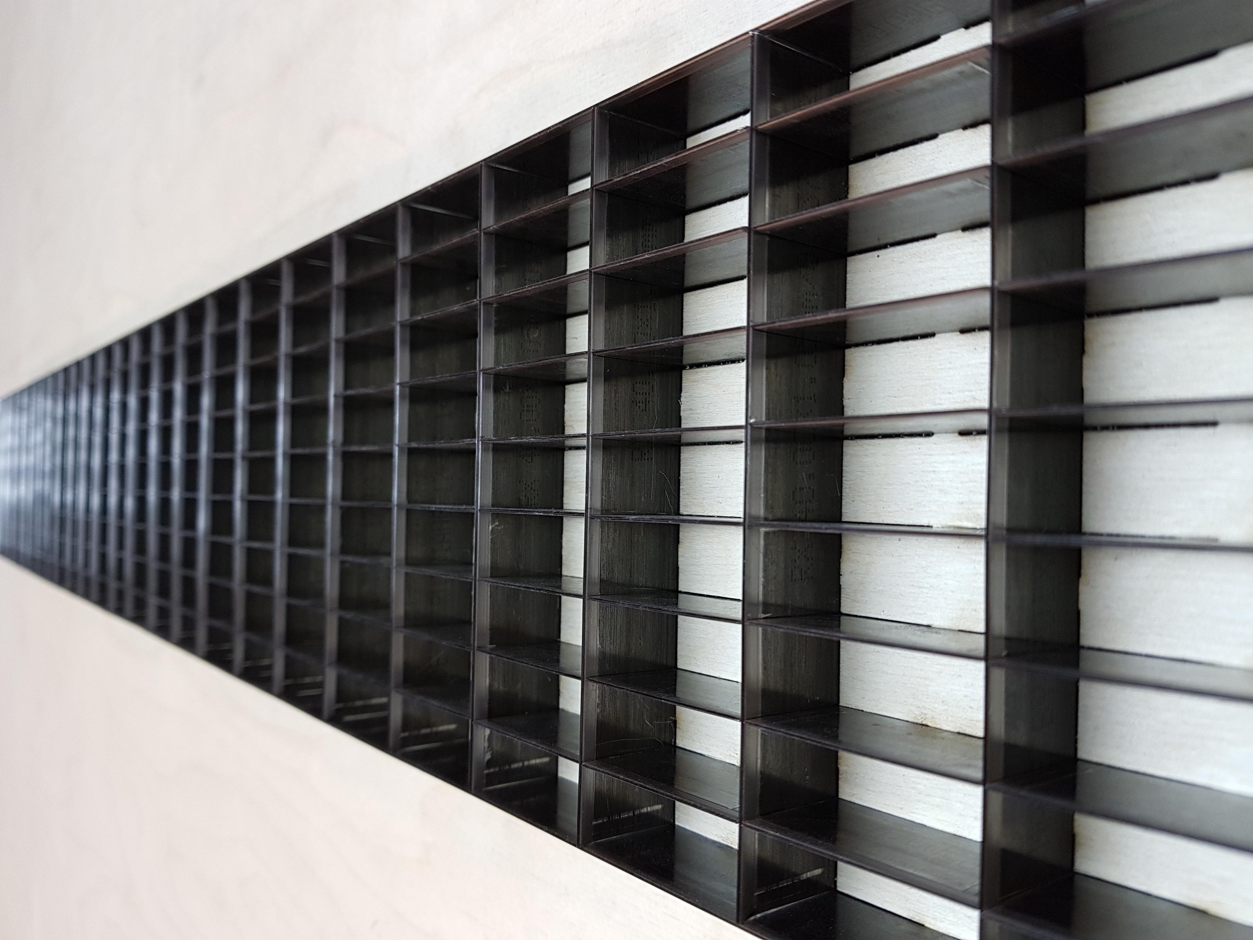 Штанцформа для вырубки (нож 40мм)