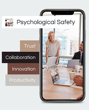 Conductor Software measures Psychological Safety to improve trust, collaboration, innovation and productivity within organisations and business teams