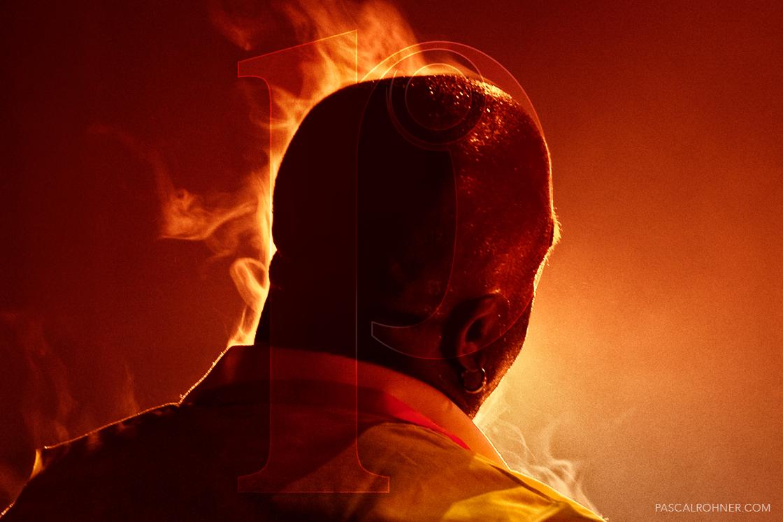 Foley on Fire