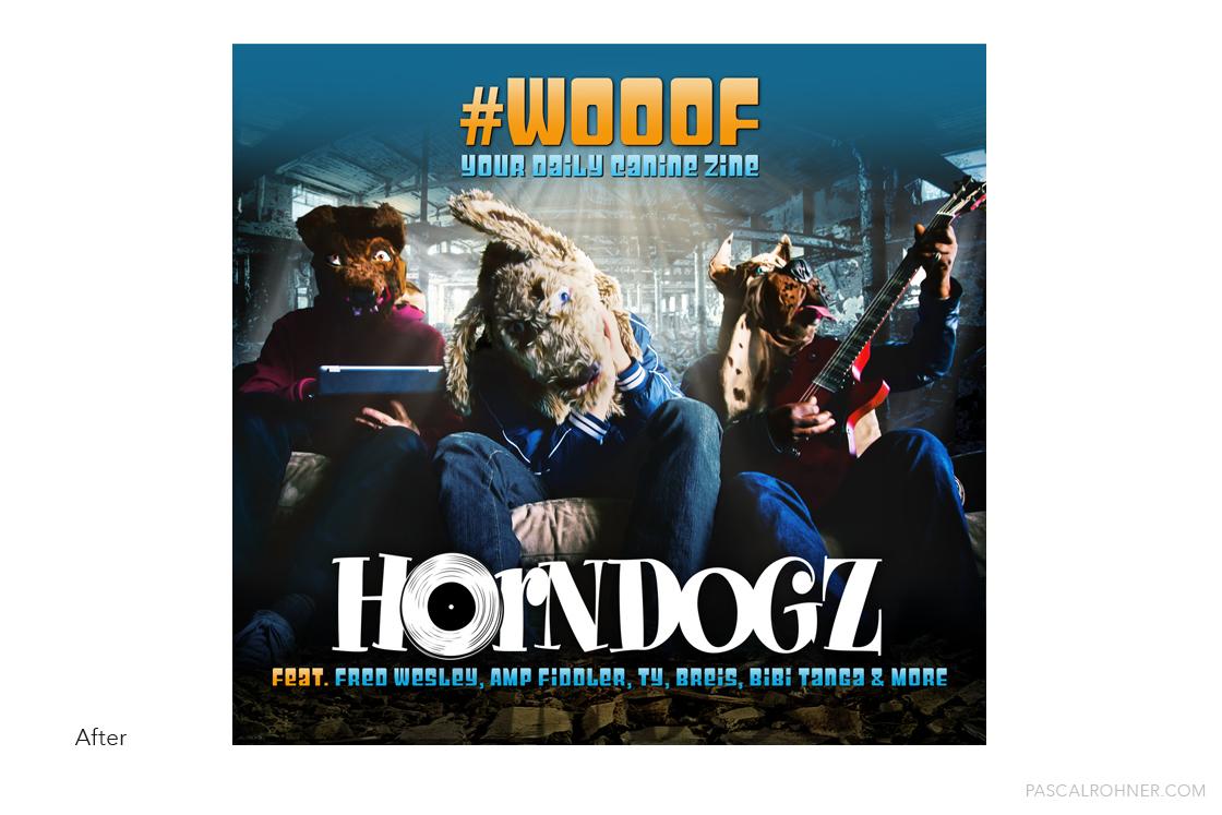 Horndogz – Album