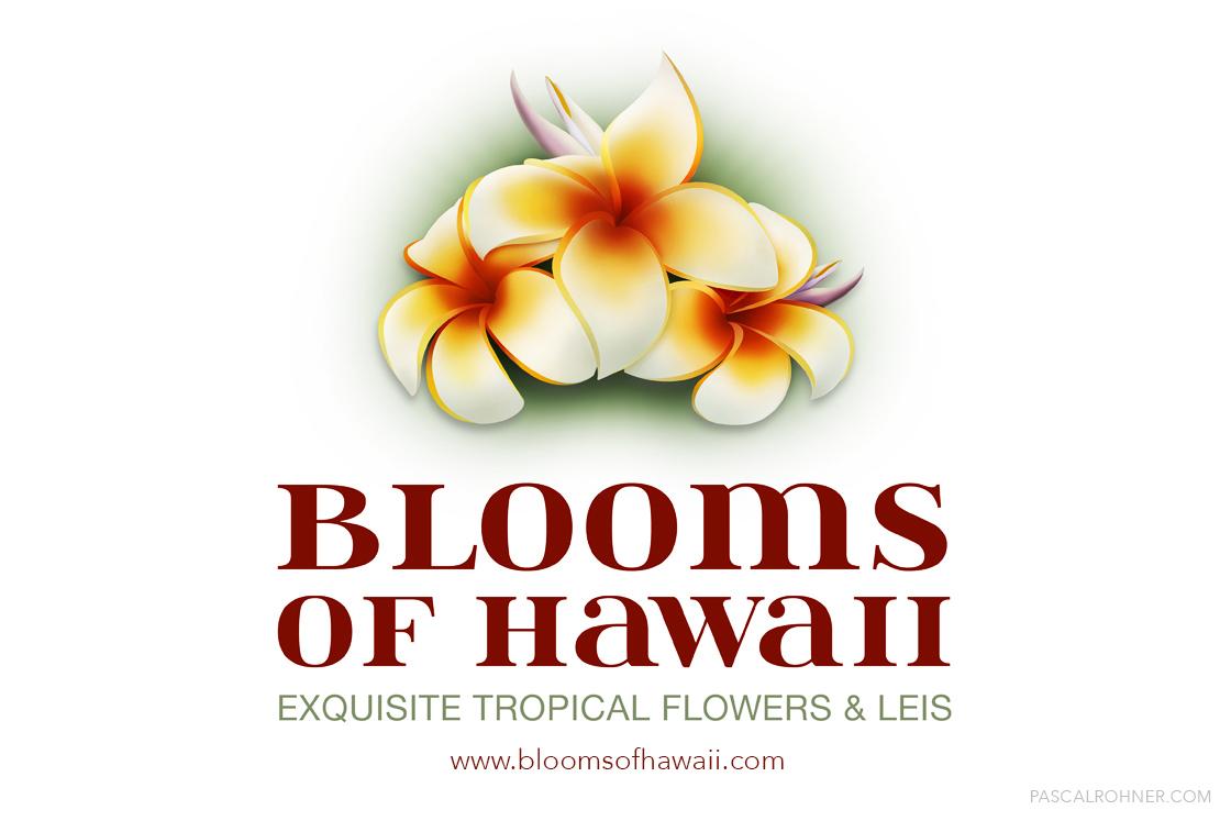 blooms of hawaii