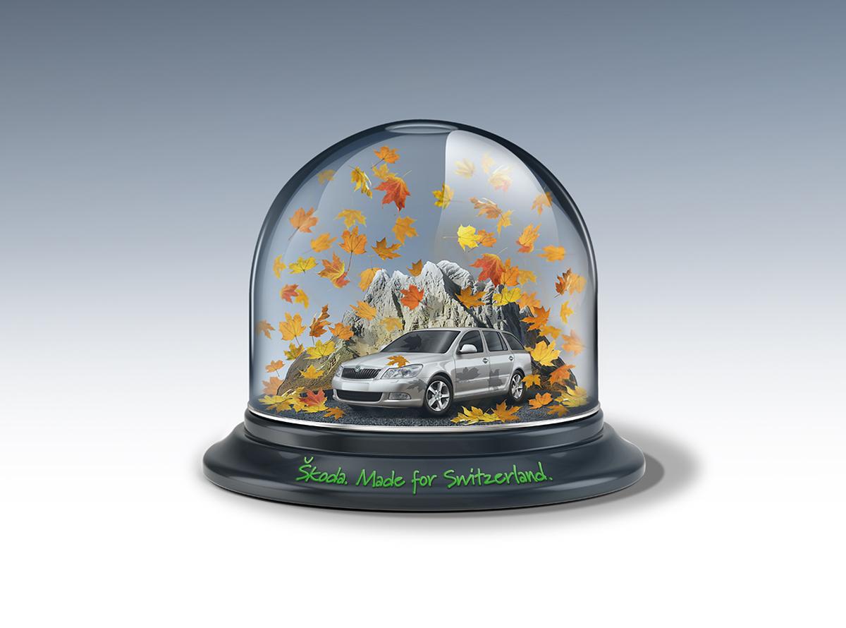 Skoda –autumn campaign