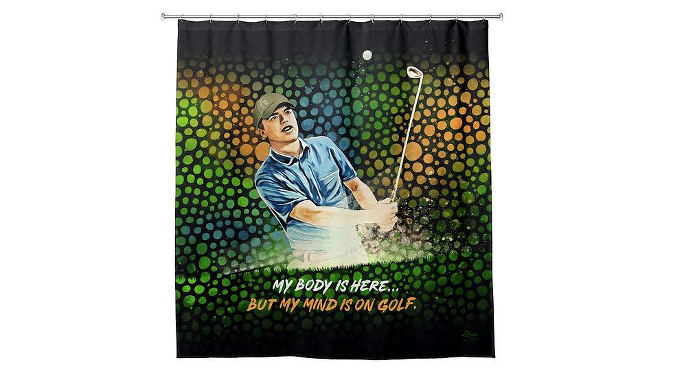 My Mind is on Golf...