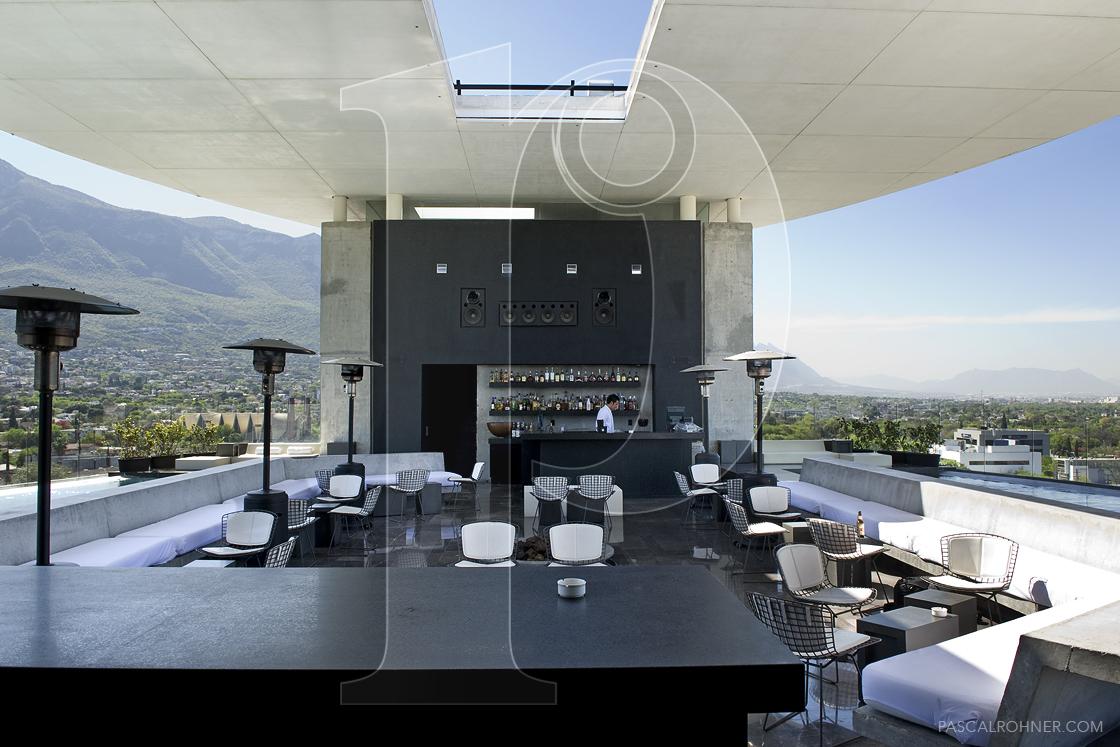 Hotel Habitat – Monterrey, Mexico