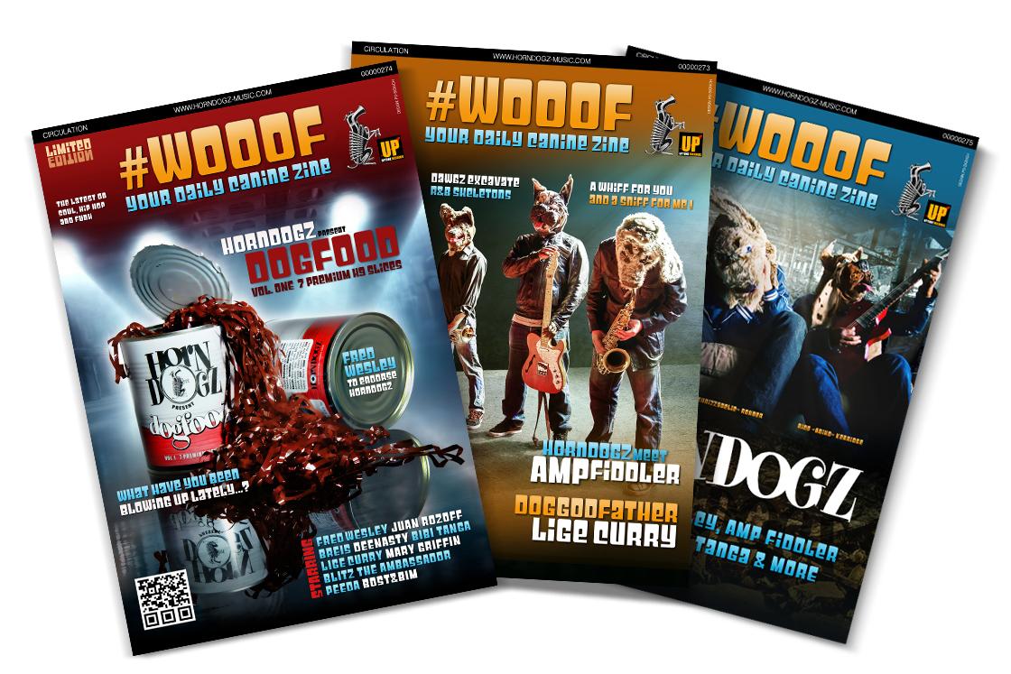 magazine #wooof