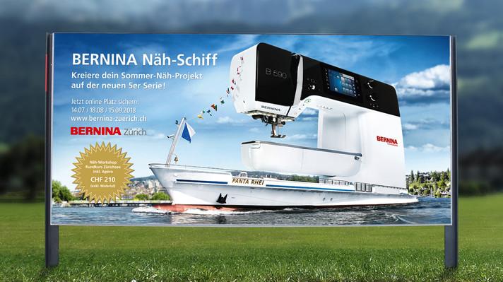 Bernina – Näh-Schiff