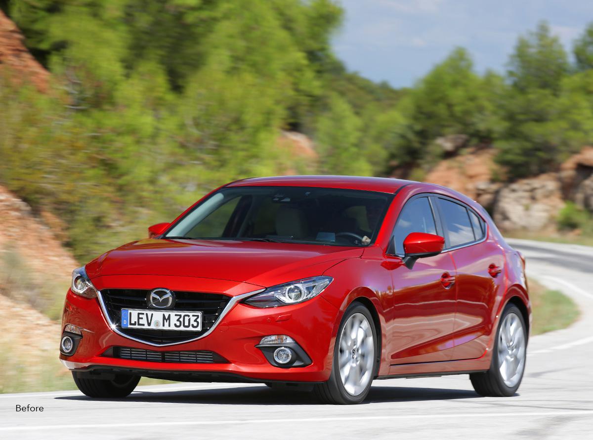 Mazda – campaign