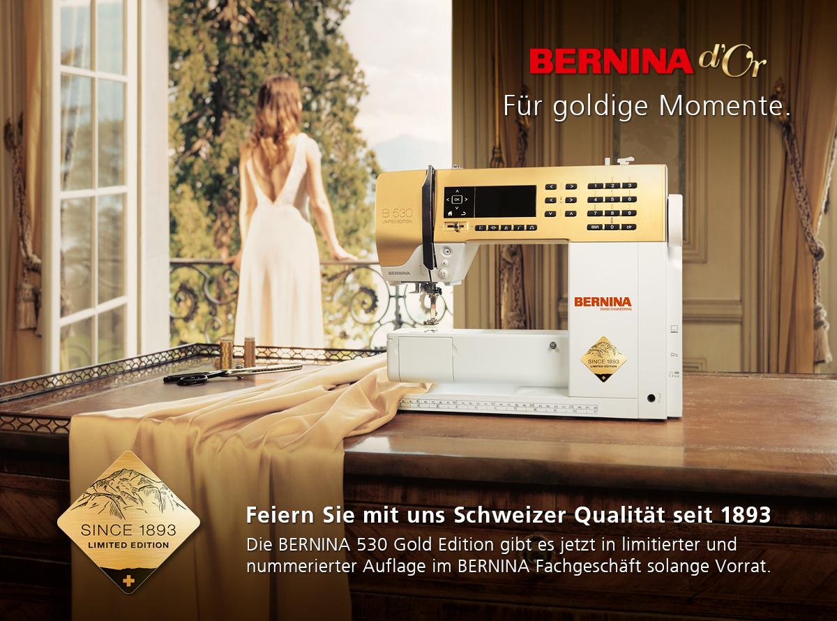 Bernina –campaign