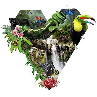 Herz für den Jungle