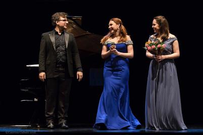Concert in Prato, Italy