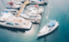 Båt elektronik