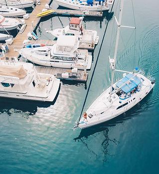 yat ve liman hizmeleri