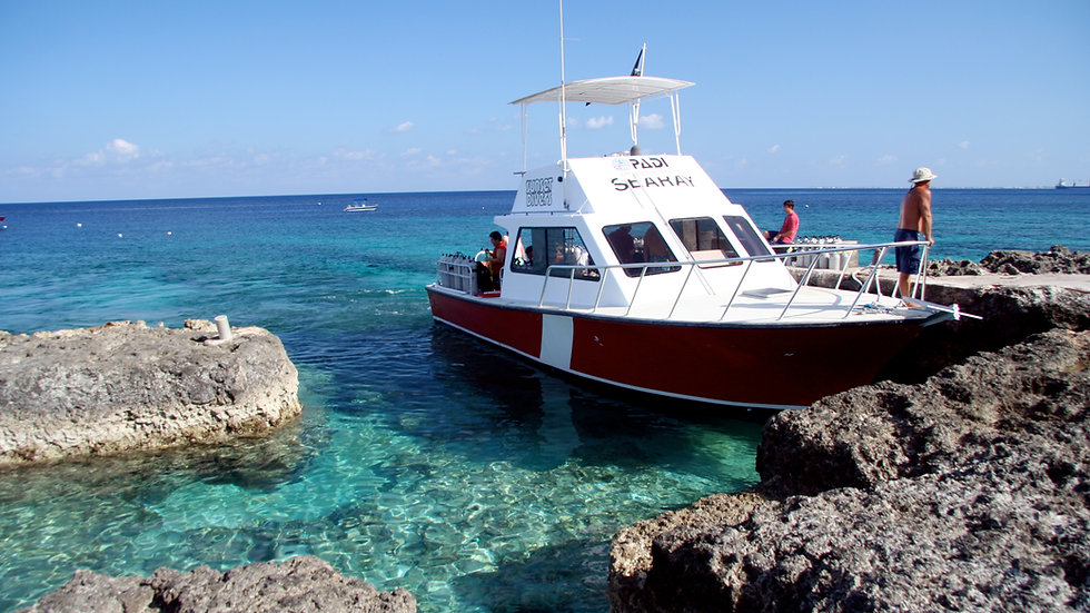 Grand Cayman Dive Trip Deposit (1 Diver)