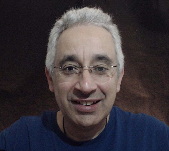 Eric Patel (Co-Organizer)
