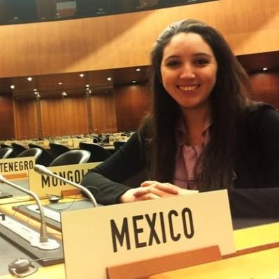Laura Montes de Oca (Co-Organizer)