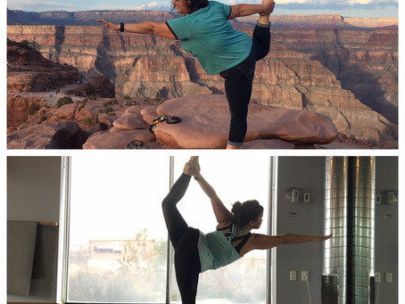 Yoga Changed Me