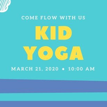 Kid's Yoga Flow