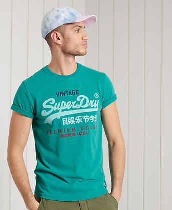 SUPERDRY T.Shirt Vintage Logo Tri T-Shirt