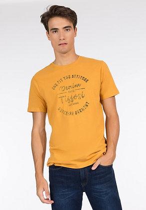 TIFFOSI T.Shirt BO jaune