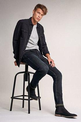SALSA Jeans lima spartan greencast REF. 122079 | Saison SS 2021