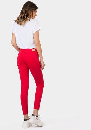 TIFFOSI Pantalon Double up 234 Rouge