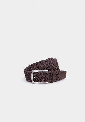 TIFFOSI Sharp ceinture élastique marron